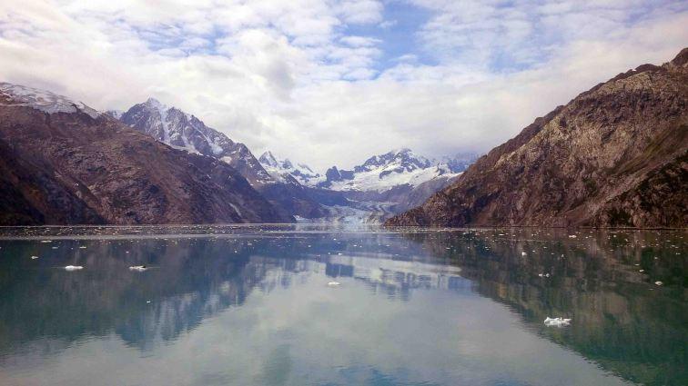 Glacier Bay National Park - John Hopkins Glacier and Inlet