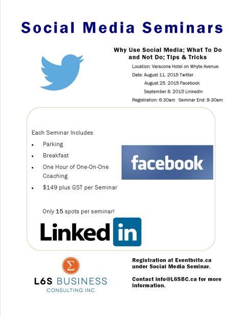 Social Media Seminars