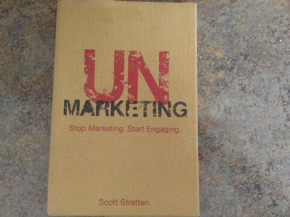 UnMarketing, Relationships, People, Interaction, Engagement, Social Selling